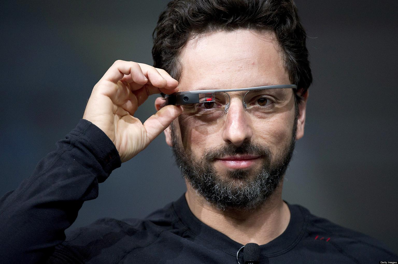 Le cours de Sergey Brin sur le Selfie